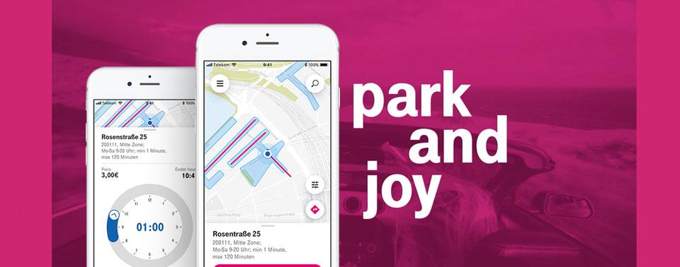 Park And Joy Park App Der Telekom Startet In Berlin