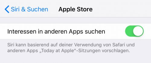 Siri Andere Apps