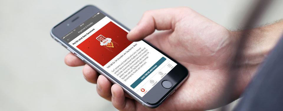 Vodafone Dayboost