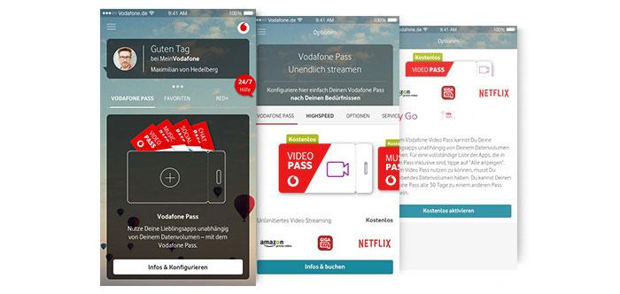 Vodafone Paesse