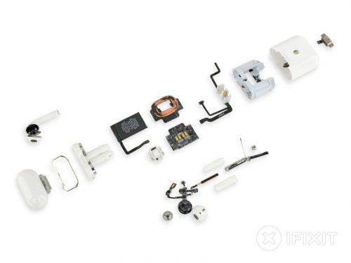 Airpods Einzelteile