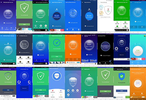 Android Malware Apps
