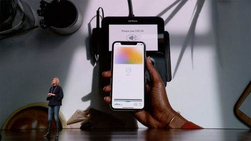Apple Card Anwendung