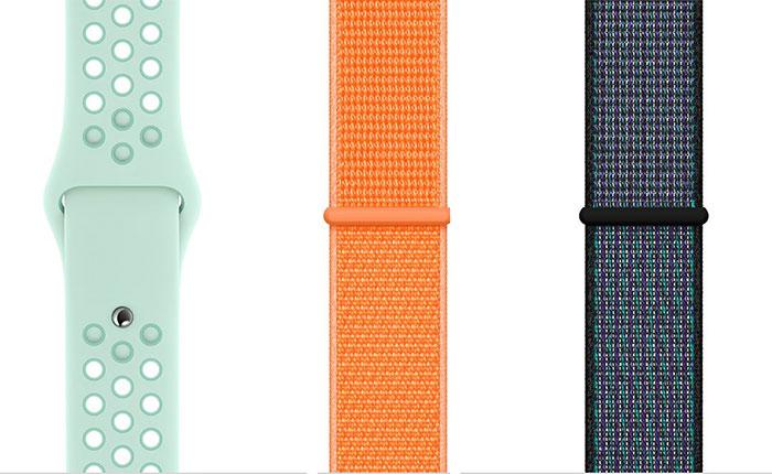 Apple Watch Neue Armbaender Fruehjahr 2019