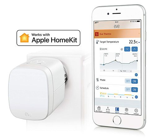 Eve Thermo Homekit