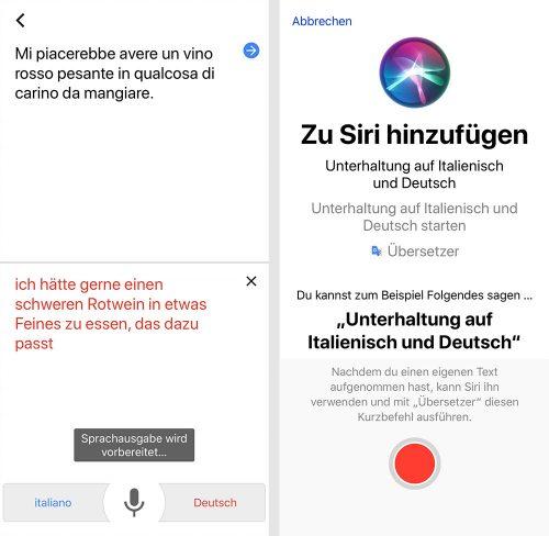 Google Uebersetzer App