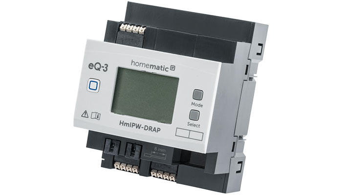 Homematic Ip Wired Modul
