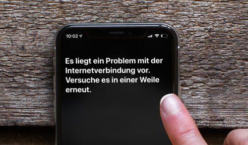 Siri Problem