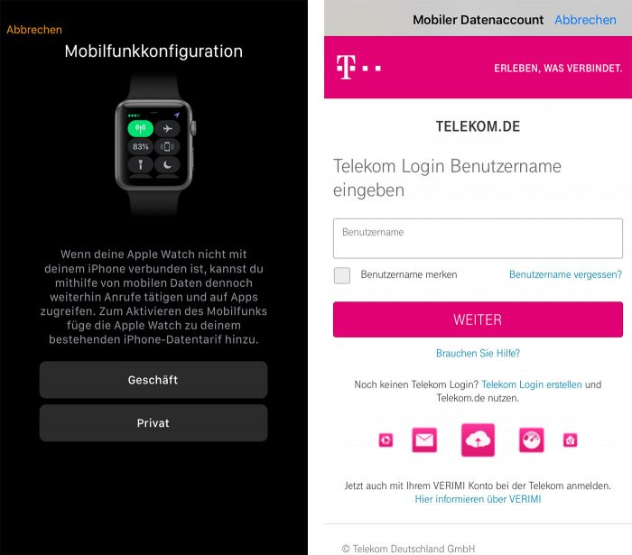 Telekom Apple Watch Esim Aktivieren