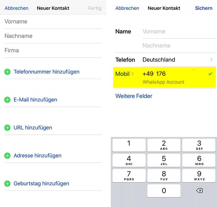 telefonnummer deutschland identifizieren