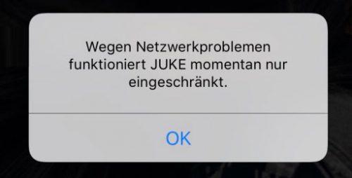 Juke Anzeige