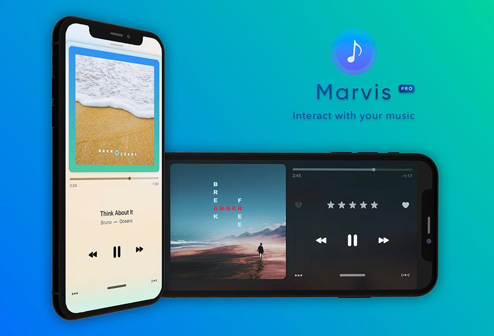 App wo musik im hintergrund lauft