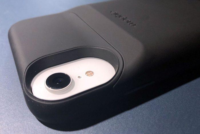 Mophie Juice Pack Access Kamera