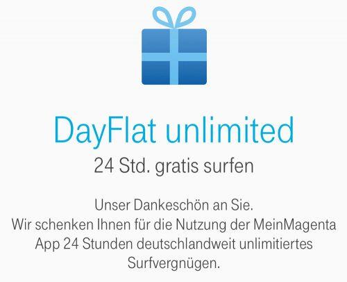 Telekom Dayflat