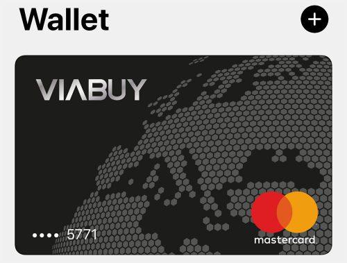 Viabuy Apple Pay Karte In Wallet