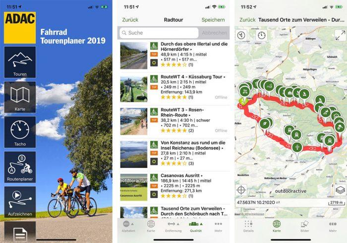 Adac Radfuehrer 2019 App