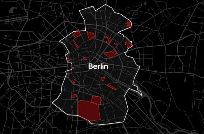 Berlin Uber Jump