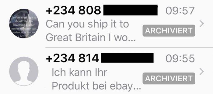 Ebay Kleinanzeigen Betrug