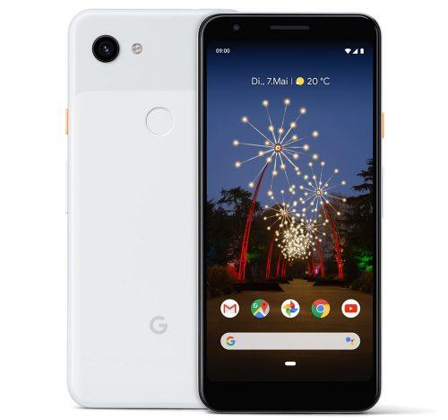 Google Pixel 3a Weiss
