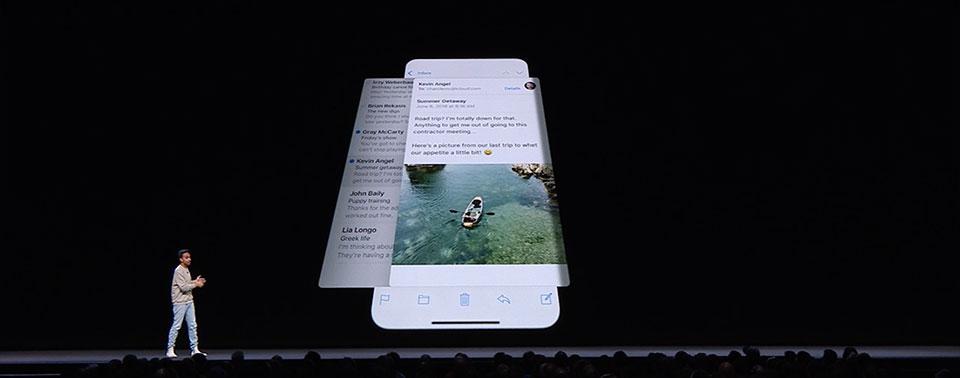 """Google Android Q: Nur eine """"schamlose iPhone X-Kopie""""?"""