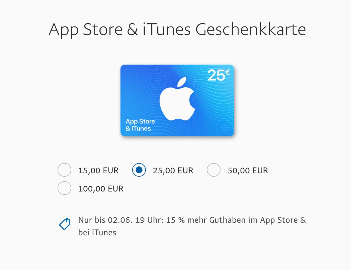 Paypal Guthaben Karte.Für Stubenhocker 15 Itunes Bonusguthaben Bei Paypal Iphone Ticker De
