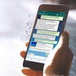 O2 Whatsapp Support