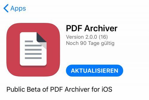 Pdf Archiver