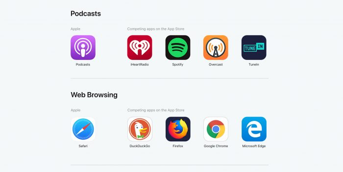 Podcast Browser