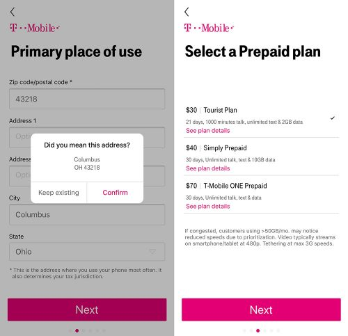 T Mobile Usa App