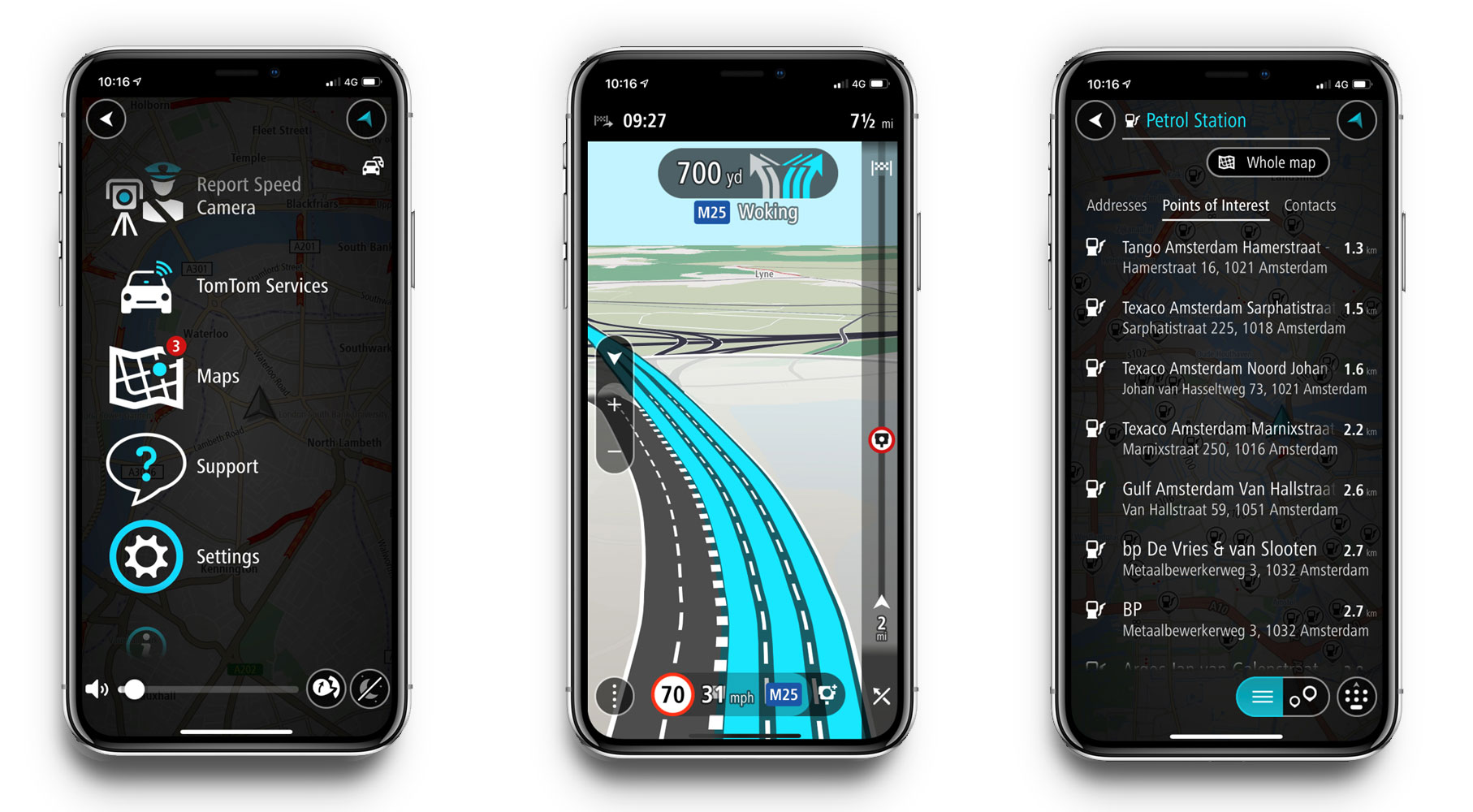 TomTom GO Navigation: CarPlay und weitere neue Funktionen › iphone ...