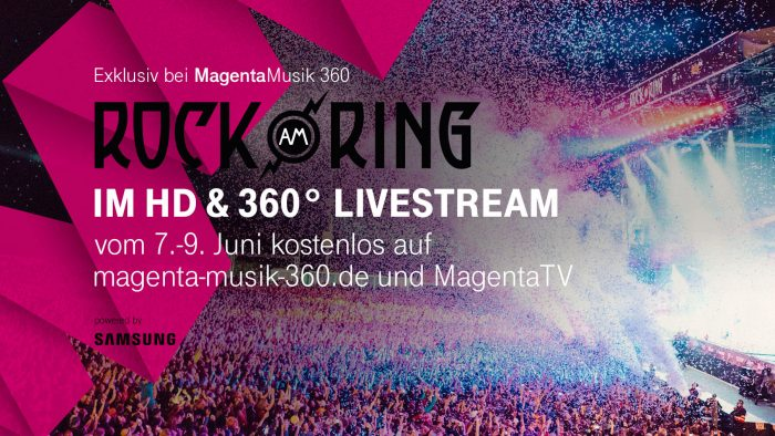 Trailer Rock Am Ring