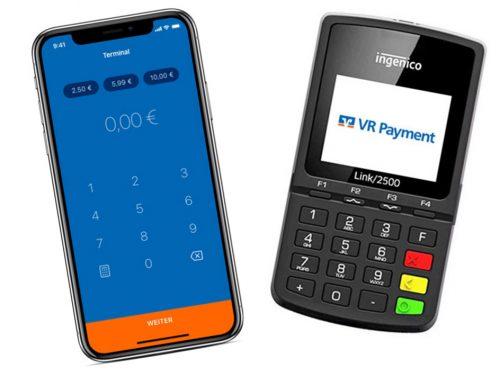 Vr Pay Me App Und Terminal