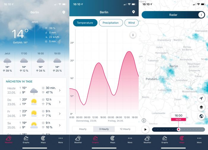 Weather Pro Beta