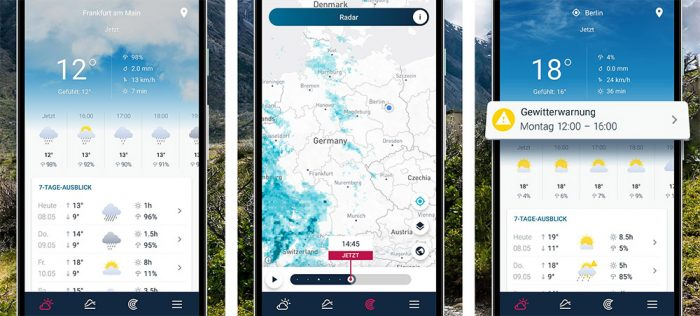 Weather Pro Neue Version 2019