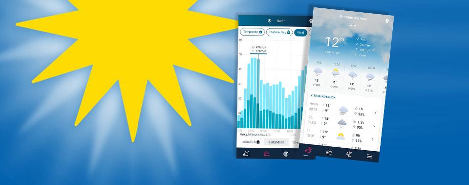 WeatherPro 5.0: App-Neustart und Wechsel zu Freemium stehen an