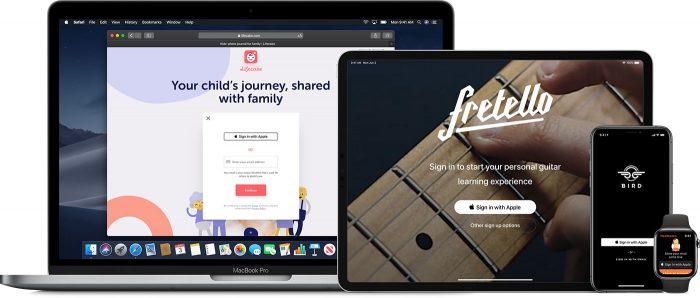 Anmelden Mit Apple