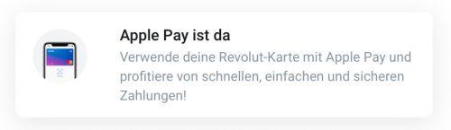 Apple Pay Mit Revolut