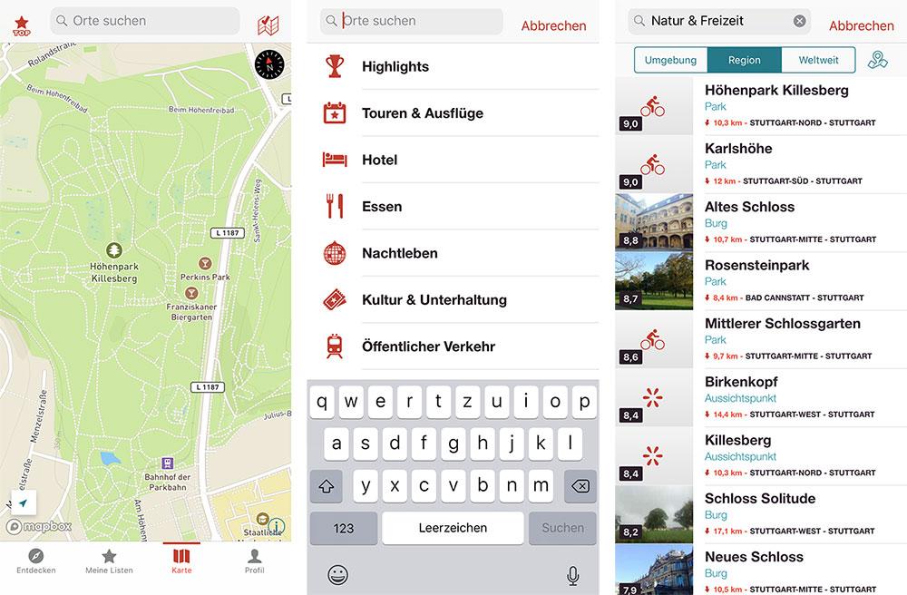CityMaps2Go: Flotte Offline-Karten-App wieder kostenlos › iphone on