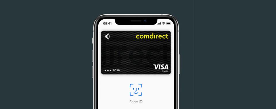 Comdirect zahlt 75 Euro an neue Apple-Pay-Nutzer