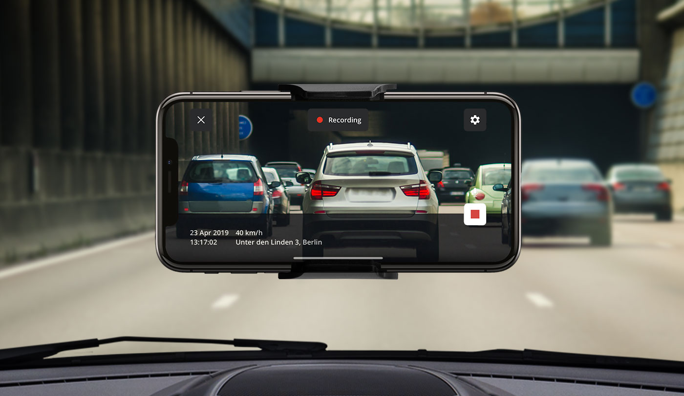 Dashcam Navi Sygic