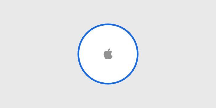 Find My Apple Bluetooth Tracker