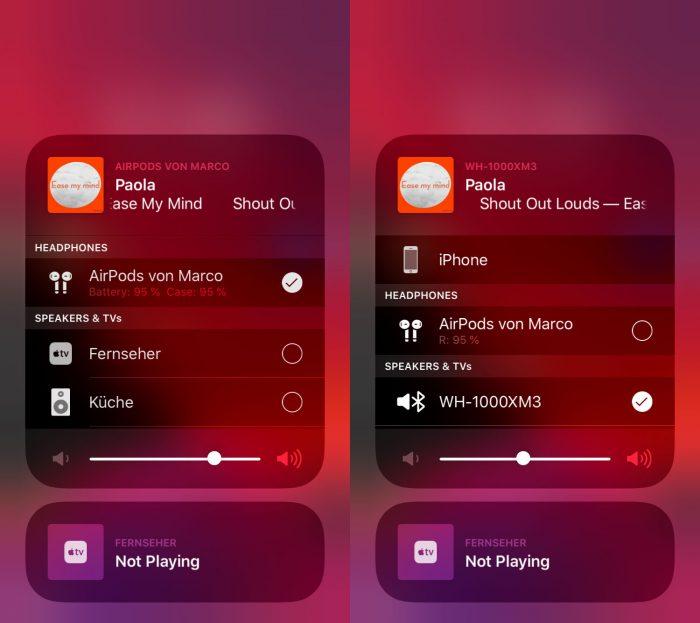 Ios 13 Audio Sharing