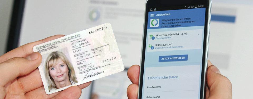 Mit iOS 13: Der Online-Personalausweis kommt aufs iPhone