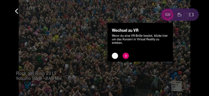 Rock Am Ring Vr App