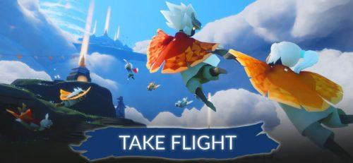 Sky Children Of Light Screenshot