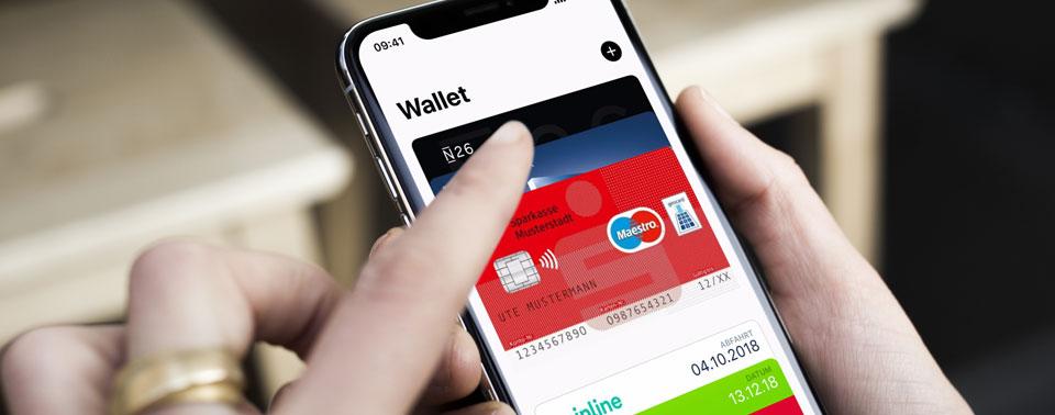 Sparkasse Ec Karte Ausland.Apple Pay Mit Deutscher Girocard Ab 2020 Iphone Ticker De