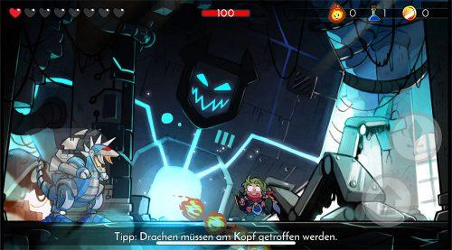Wonder Boy Ios Spiel Sega