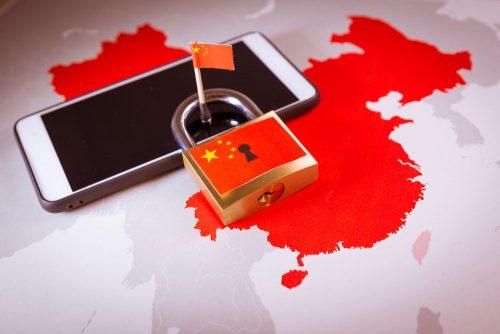 China Zensur Dp