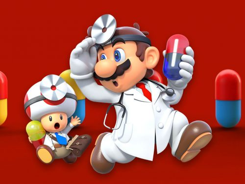 Dr Mario World Small