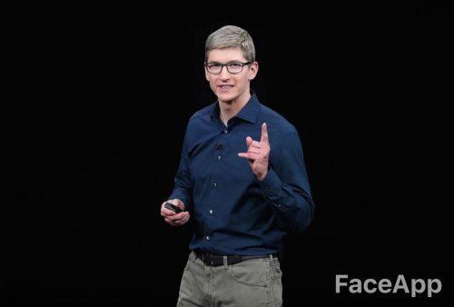 Face App Cook
